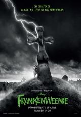 NOTICIAS 3X1: La reaparición de Frankenweenie ya tiene cartel; Tráiler de The Avengers; La saga de Harry Potter se despide sin conseguir ningúnOscar.