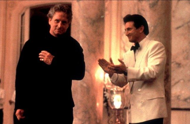 Resultado de imagen de Michael Douglas and Sean Penn The game