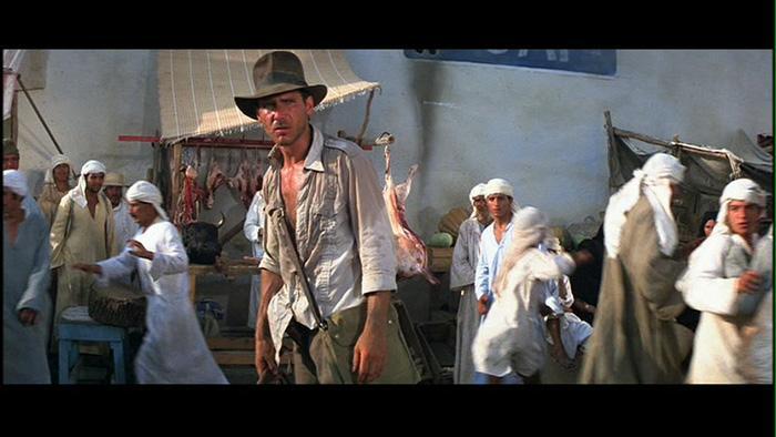 Semana de cine con steven spielberg en busca del arca for En busca del arca perdida